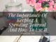 The Importance Of Keeping A Spending Journal And How To Use It