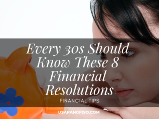 Face financial ease throughout your life by following these 8 financial resolutions.