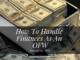 How To Handle Finances As An OFW