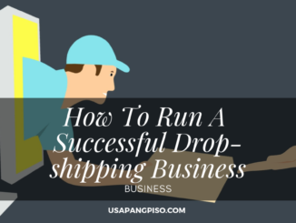 How To Run A Successful Drop-shipping Business