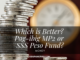 Which is Better? Pag-ibig MP2 or SSS Peso Fund?