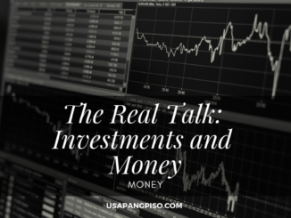 The Real Talk: Investments and Money