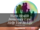 Ways Health Insurance Can Help You In Life