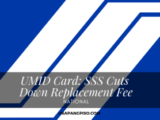 UMID Card: SSS Cuts Down Replacement Fee