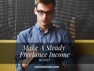 Make A Steady Freelance Income