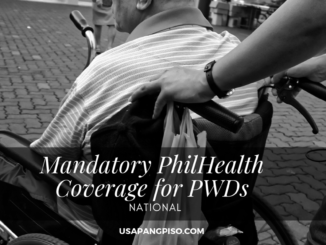 Mandatory PhilHealth Coverage for PWDs was Signed by Duterte into Law