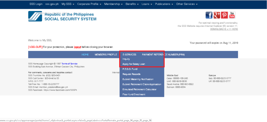 Learn How to Apply for SSS Salary Loan