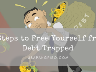 7 Steps to Free Yourself from Debt Trapped