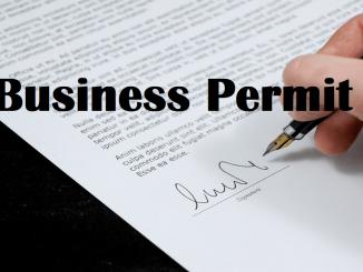 Business Permit